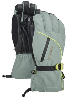 Burton Baker 2-in-1 Women's Ski/Snowboard Gloves, S Aqua Grey