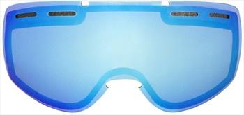 Sontimer Eclipse Ski/Snowboard Goggles Spare Lens, One Size, Blue Haze