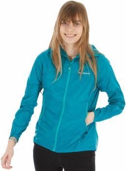 Montane Lite-Speed Women's Windproof Jacket, S Siberian Green