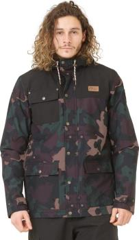 Picture Jack Ski/Snowboard Jacket, L Camo