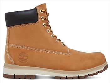 Timberland Radford 6-in Waterproof Winter Boots, UK 10.5 Wheat Nubuck
