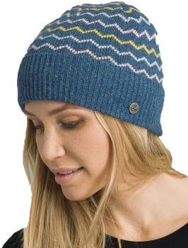 Prana Glacial Beanie Hat - Equinox Blue