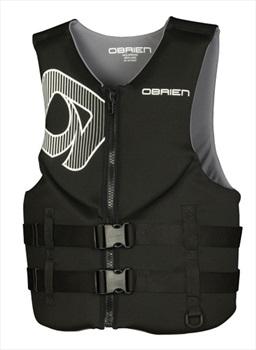 O'Brien Traditional Neo Ski Impact Vest Buoyancy Aid, 3XL Black 2020