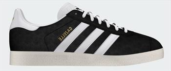 Adidas Gazelle Adv Men's Trainers/Skate Shoes, Uk 8 Black/White