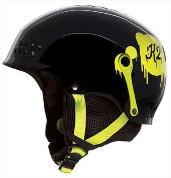 K2 Entity Kids Ski/Snowboard Helmet XS Black