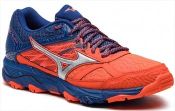 Mizuno Wave Mujin 5 Men's Trail Running Shoe, UK 7 Cherry Tomato