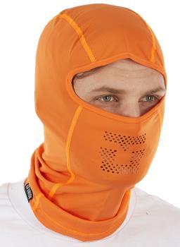 Union Balaclava Ski/Snowboard Face Mask, One Size Orange
