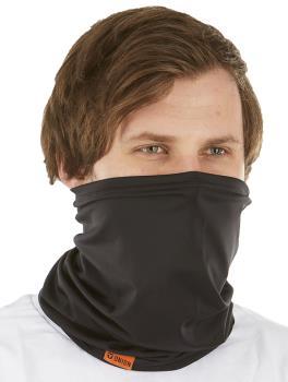 Union Neck Tube Ski/Snowboard Face Mask, One Size Black