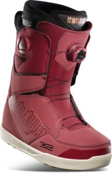 thirtytwo Lashed Double Boa Men's Snowboard Boots, UK 12 Red 2021
