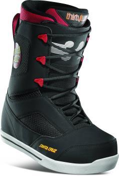 thirtytwo Zephyr Men's Snowboard Boots, UK 9.5 Santa Cruz