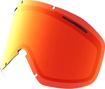 Oakley O Frame 2.0 PRO XS Snowboard/Ski Goggle Spare Lens, Fire
