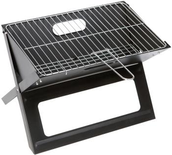 Bo-Camp BBQ Notebook & Firebasket Portable Camping Grill & Firepit