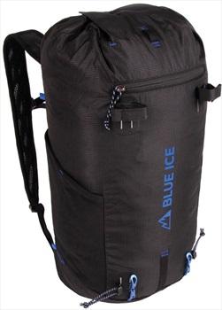 Blue Ice Dragonfly 25 Ultralight Alpine Backpack, 25L Black