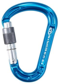 Climbing Technology Concept SG Rock Climbing Carabiner Blue