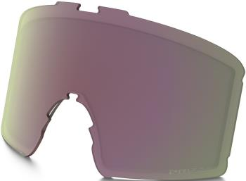 Oakley Line Miner XM Prizm Snowboard/Ski Goggle Spare Lens, Hi Pink