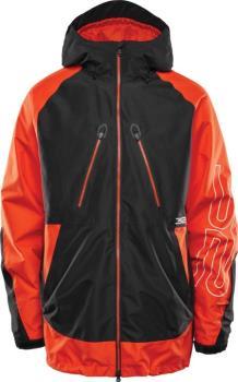 thirtytwo TM Ski/Snowboard Jacket XL Black/Orange
