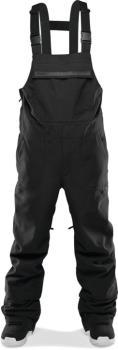 thirtytwo Basement Bib Snowboard/Ski Pants, L Black 2021