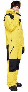 Airblaster Ski/Snowboard One Piece Suit, L YOLO