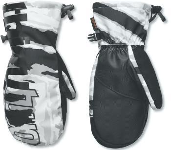 thirtytwo Corp Ski/Snowboard Gloves, L/XL White/Camo
