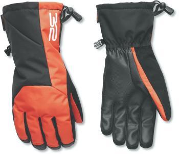 thirtytwo Lashed Ski/Snowboard Gloves, S/M Black/Orange