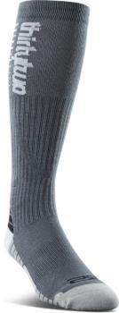 thirtytwo TM Merino Snowboard/Ski Socks, L/XL Charcoal