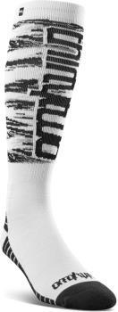 thirtytwo Men's Double Ski/Snowboard Socks, S/M White/Camo