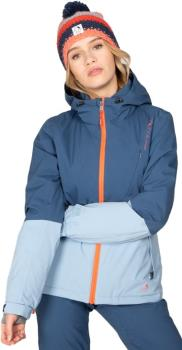 Protest Chica Women's Ski/Snowboard Jacket, M / UK 10 Atlantic