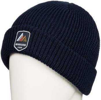 Quiksilver Adult Unisex Tofino Beanie Knitted Hat, One Size Navy Blazer