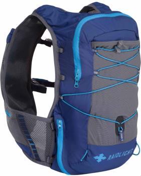 Raidlight Activ Running Vest, L/XL 6L Dark Blue/Grey
