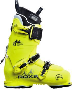 Roxa R3 130 TI I.R GripWalk Ski Boots, 27/27.5 Neon