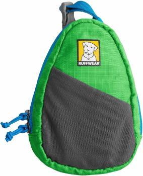 Ruffwear Stash Bag Dog Leash Poo Bag Dispenser Pouch, Meadow Green