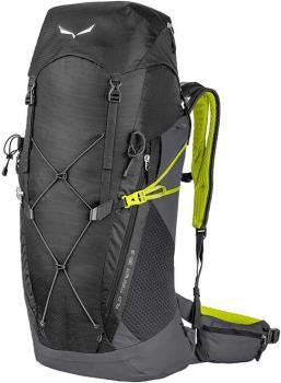 Salewa Alp Trainer 35+3 Lightweight Mountaineering Pack, 35L Black