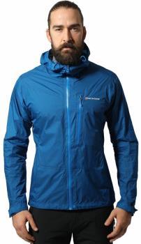 Montane Minimus Waterproof Pertex Shell Jacket, XL Electric Blue