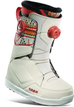 thirtytwo Lashed Double BOA Women's Snowboard Boots, UK 6.5 Tan