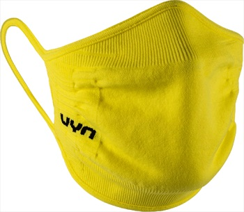 UYN Community Protective Reusable Face Mask, M Yellow