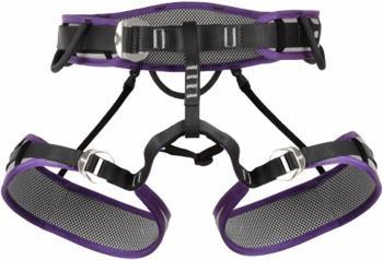 DMM Puma Women's Rock Climbing Harness XS Purple/Grey