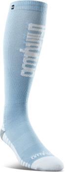 thirtytwo Women's Double Ski/Snowboard Socks, S/M Blue