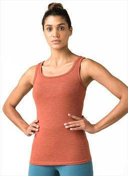 Prana Becksa Tank Women's Tank Top, M Liqueur Heather