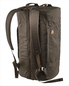 Fjallraven Splitpack Large Duffel Bag Backpack, 55L Dark Olive