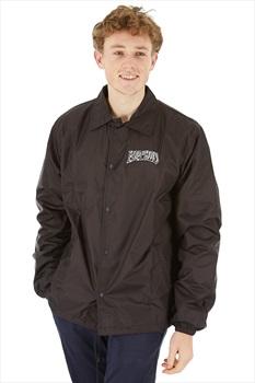 Method Tweak Hard Coach Jacket Ski/Snowboard Jacket, XL Black