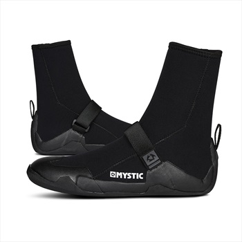 Mystic Star 5mm Round Toe Wetsuit Boots, UK 3 2020