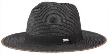 Coal The Wimbledon Fedora Hat, M Black