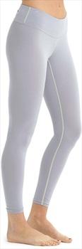 Burton Lightweight Women's Thermal Pants Legging, L Lilac Grey