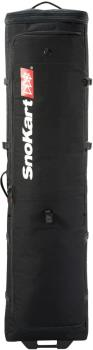 SnoKart Kart Roller Ski/Snowboard Wheelie Bag, 190cm Black