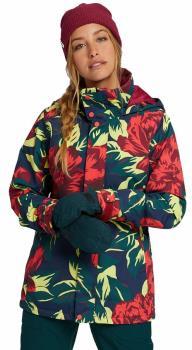 Burton Jet Set Women's Snowboard/Ski Jacket, S Hibiscus Pink