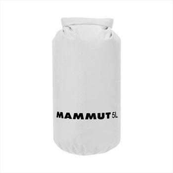 Mammut Dry Bag Light, 5L White