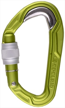 Edelrid Bulletproof Screw VPE5 Screwgate Rock Climbing Carabiner Oasis