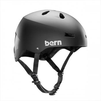 Bern Macon H2O Watersports Helmet, XXL Matte Black