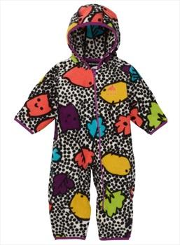 Burton Infant Fleece Onesie, 12-18M Hoos There