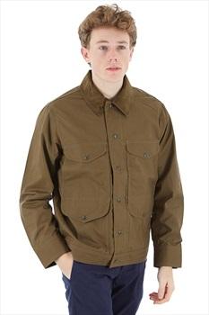 Filson Dry Cloth Journeyman Lightweight Jacket, M Marsh Olive